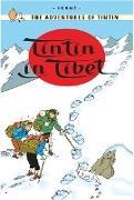 Cover-Bild zu Tintin in Tibet von Hergé