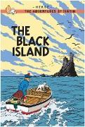 Cover-Bild zu The Black Island von Hergé