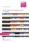 Cover-Bild zu Wermelinger, Amédéo: Luzerner Tag des Stockwerkeigentums 2012