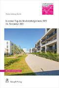 Cover-Bild zu Wermelinger, Amédéo (Hrsg.): Luzerner Tag des Stockwerkeigentums 2021