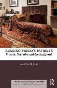 Cover-Bild zu Reading Freud's Patients von Tzur Mahalel, Anat
