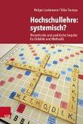 Cover-Bild zu Lindemann, Holger (Hrsg.): Hochschullehre: systemisch?
