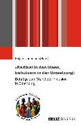 Cover-Bild zu Lindemann, Holger (Hrsg.): »Radikal in den Ideen, behutsam in der Umsetzung« (eBook)