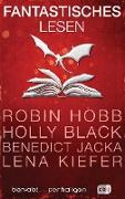 Cover-Bild zu Hobb, Robin: Fantastisches Lesen (eBook)