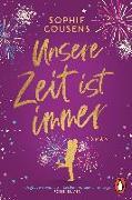 Cover-Bild zu Cousens, Sophie: Unsere Zeit ist immer