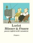 Cover-Bild zu Loriot: Männer & Frauen