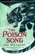 Cover-Bild zu Williams, Jen: The Poison Song (The Winnowing Flame Trilogy 3) (eBook)