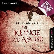 Cover-Bild zu Williams, Jen: Die Klinge aus Asche - Die Kupfer Fantasy Reihe - Von Göttern und Drachen 4 (Ungekürzt) (Audio Download)