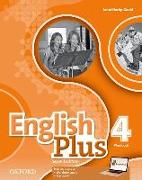 Cover-Bild zu English Plus: Level 4: Workbook with access to Practice Kit