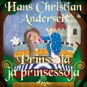Cover-Bild zu Andersen, H.C.: Prinssejä ja prinsessoja (Audio Download)