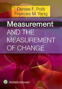 Cover-Bild zu Polit, Denise F.: Measurement and the Measurement of Change