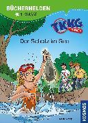 Cover-Bild zu Vogel, Kirsten: TKKG Junior, Bücherhelden 1. Klasse, Der Schatz im See