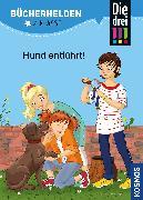 Cover-Bild zu Ambach, Jule: Die drei !!!, Bücherhelden 2. Klasse, Hund entführt!