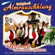 Cover-Bild zu Almrauschklang, Original (Komponist): Weihnacht Ist Heimat Im Herzen