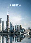 Cover-Bild zu Feelings daily A6 Skyline 2015/2016