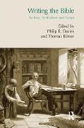 Cover-Bild zu Writing the Bible (eBook) von Römer, Thomas (Hrsg.)
