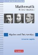 Cover-Bild zu Mathematik für Maturitätsschulen, Deutschsprachige Schweiz, Algebra und Datenanalyse, Eine Aufgabensammlung von Frommenwiler, Peter