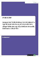 Cover-Bild zu Ansätze zur Optimierung von Interaktions- und Kommunikationsprozessen bei der Pflege & Betreuung von Sterbenden in der stationären Altenhilfe von Misch, Franziska