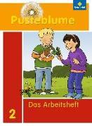 Cover-Bild zu Pusteblume. Das Sprachbuch 2. Schuljahr. Ausgabe 2009. Arbeitsheft von Jahn, Christel (Bearb.)