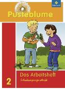 Cover-Bild zu Pusteblume. Das Sprachbuch 2. Schuljahr. Neubearbeitung. Das Arbeitsheft. SAS von Jahn, Christel