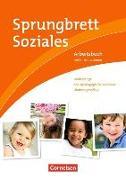 Cover-Bild zu Kinderpflege, Sozialpädagogische Assistenz, Kindertagespflege. Arbeitsbuch von Dorn, Jacqueline
