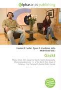 Cover-Bild zu Gackt von Miller, Frederic P. (Hrsg.)