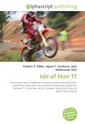 Cover-Bild zu Isle of Man TT von Miller, Frederic P. (Hrsg.)