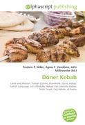 Cover-Bild zu Döner Kebab von Miller, Frederic P. (Hrsg.)