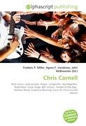 Cover-Bild zu Chris Cornell von Miller, Frederic P. (Hrsg.)