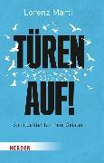 Cover-Bild zu Türen auf! (eBook) von Marti, Lorenz