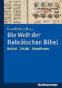 Cover-Bild zu Die Welt der Hebräischen Bibel (eBook) von Kessler, Rainer (Beitr.)