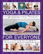 Cover-Bild zu Yoga & Pilates for Everyone von Freedman, Francoise Barbira