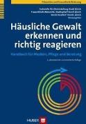 Cover-Bild zu Häusliche Gewalt erkennen und richtig reagieren von Fachstelle f. Gleichstellung Stadt Zürich (Hrsg.)