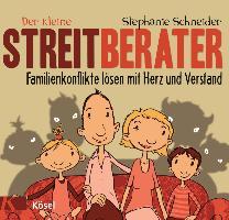 Cover-Bild zu Der kleine Streitberater von Schneider, Stephanie