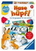 Cover-Bild zu Hase hüpf!