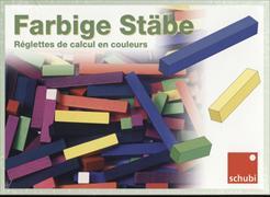 Cover-Bild zu Farbige Stäbe