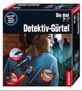 Cover-Bild zu Detektiv-Gürtel