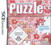 Cover-Bild zu Puzzle Games - Blumen & Muster