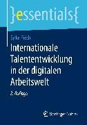 Cover-Bild zu Internationale Talententwicklung in der digitalen Arbeitswelt (eBook) von Piéch, Sylke