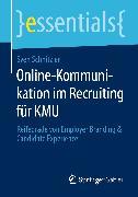 Cover-Bild zu Online-Kommunikation im Recruiting für KMU (eBook) von Schnitzler, Sven