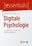 Cover-Bild zu Digitale Psychologie (eBook) von Spies, Birgit