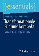 Cover-Bild zu Transformationale Führung kompakt (eBook) von Fittkau, Karl-Heinz