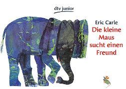 Cover-Bild zu Die kleine Maus sucht einen Freund von Carle, Eric
