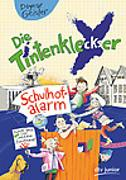Cover-Bild zu Die Tintenkleckser 2 - Schulhofalarm von Geisler, Dagmar