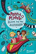 Cover-Bild zu Penny Pepper - Alarm auf der Achterbahn von Rylance, Ulrike