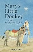 Cover-Bild zu Mary's Little Donkey von Sehlin, Gunhild