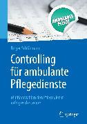 Cover-Bild zu Controlling für ambulante Pflegedienste (eBook) von Schlürmann, Birger