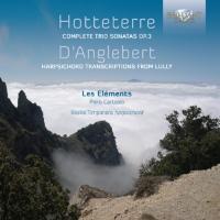 Cover-Bild zu Trio Sonatas Op. 3 / Anglebert: Harpsichord Transcriptions