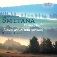 Cover-Bild zu Piano Music - Album Leaves and Sketches