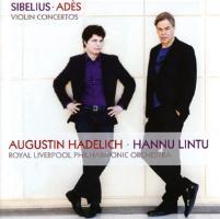 Cover-Bild zu Violin Concertos